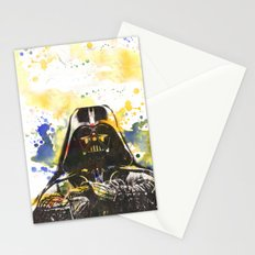 Darth Vader Star Wars Art Stationery Cards