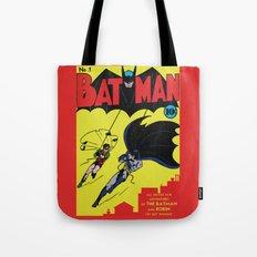Comic 1 Tote Bag