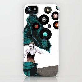 Grammo DJ iPhone Case