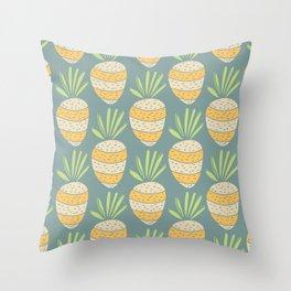 Turnip Throw Pillow