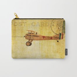 Vintage Flight Carry-All Pouch