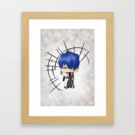 Legato Bluesummers Framed Art Print