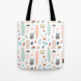 Summer kit Tote Bag