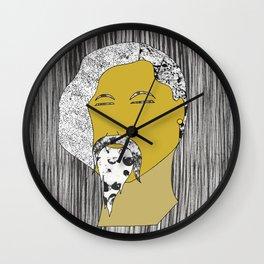 CABEZA Wall Clock