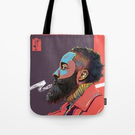 Jazzy Harden Tote Bag