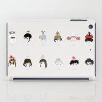 hayao miyazaki iPad Cases featuring Miyazaki 's World by Jarvis Glasses