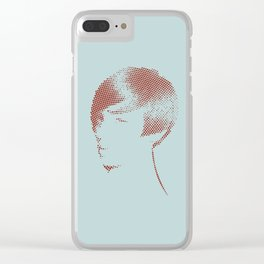 1969 Clear iPhone Case