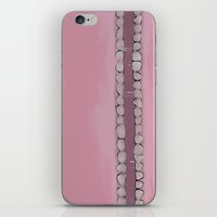 teeth iPhone & iPod Skins featuring Teeth by Conrad