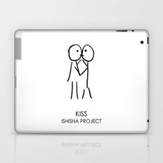 KISS by ISHISHA PROJECT Laptop & iPad Skin