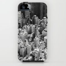 Manhattan Skyline Tough Case iPhone SE