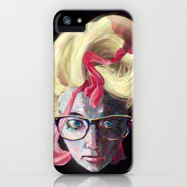 Julia iPhone Case
