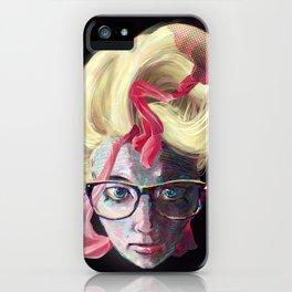 Julia iPhone Case