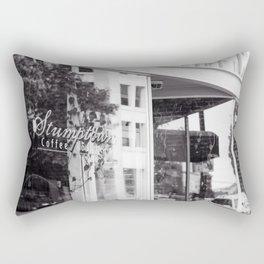 Stumptown Coffee Portland Rectangular Pillow