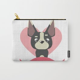 Doggy love Carry-All Pouch
