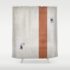 Mandalorian! (3 of 3) Shower Curtain