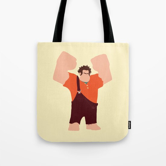 Wreck-It Ralph Tote Bag