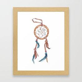 Dreamcatcher I Framed Art Print