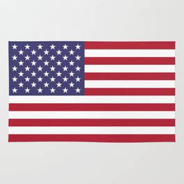 USA National Flag Authentic Scale G-spec 10:19 Rug