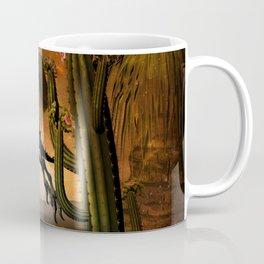 Funny little dinosaur Coffee Mug