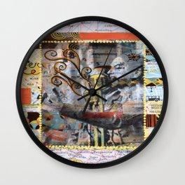 Evita Mia Wall Clock
