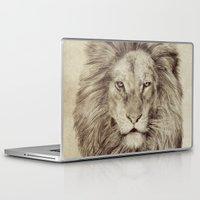 leo Laptop & iPad Skins featuring Leo by Eric Fan