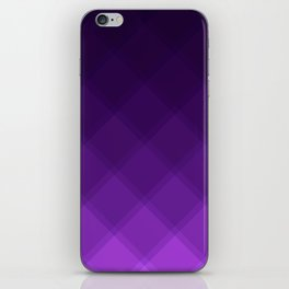 Grape Tile Pattern iPhone Skin