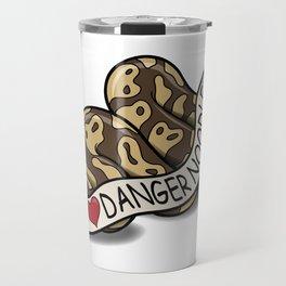 I Love Danger Noodles Travel Mug