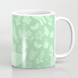 Finnish forest - Frost on the ground! Coffee Mug