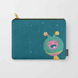 Letter O Carry-All Pouch