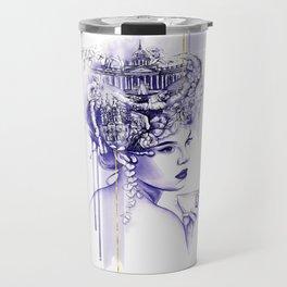 Miss Saint Petersburg Travel Mug