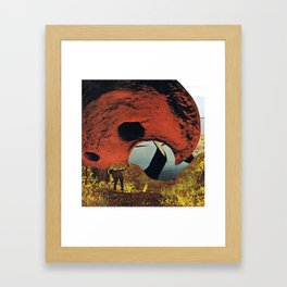 spam Framed Art Print