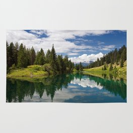 Valley of the Five Lakes Rug