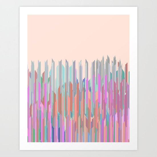 Graphic 1 Art Print