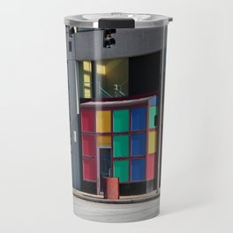 Rubik Shelter Travel Mug