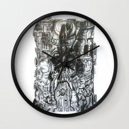 Castle Grayskull Wall Clock