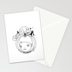 I WAS IN WONDERLAND Stationery Cards