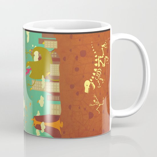 The end of the world as we know it! Mug