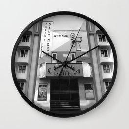 Cinema Wall Clock