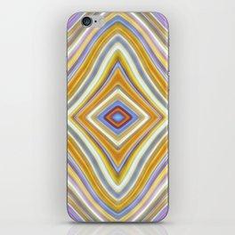 Wild Wavy Lines XXV iPhone Skin