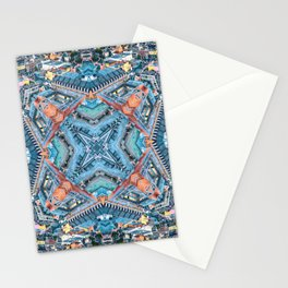 City of Eight Sides Stationery Cards