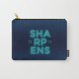 Iron Sharpens Iron Carry-All Pouch