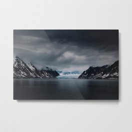 Artic Wilderness 02 Metal Print