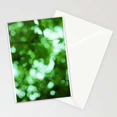 Green Light II Stationery Cards
