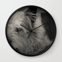 Glam Scout Wall Clock
