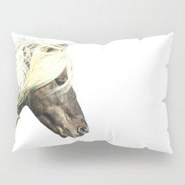 Horse Profile Pillow Sham