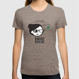 JHU Bmore Biostat | Female T-shirt