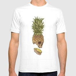 Pineapple Skull T-shirt