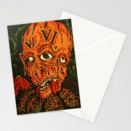 Religious Parasite Stationery Cards