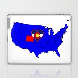 State of Colorado Laptop & iPad Skin