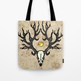 The Beast Tote Bag